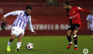 Real Mallorca-Real Valladolid