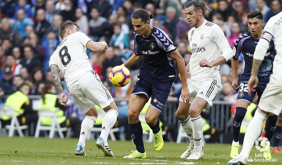 El Madrid vence pero sin brillantez