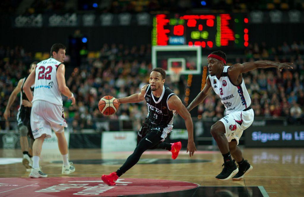 RETAbet Bilbao Basket-Carramimbre CBCValladolid