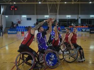 El BSR Valladolid gana con autoridad al Getafe