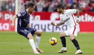 Sevilla-Real Valladolid