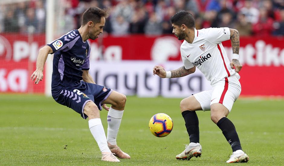 El Real Valladolid mereció más en Sevilla