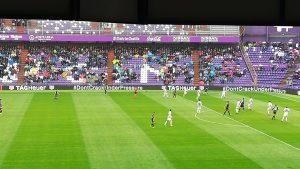 Real Valladolid-Éibar