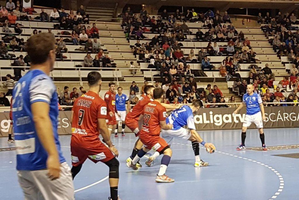 El Recoletas Atlético Valladolid cae en Huesca tras una mala segunda parte