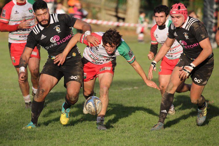 El SilverStorm El Salvador se impone al Hernani CRE por 12-45