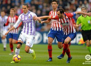 Real Valladolid-Atlético de Madrid