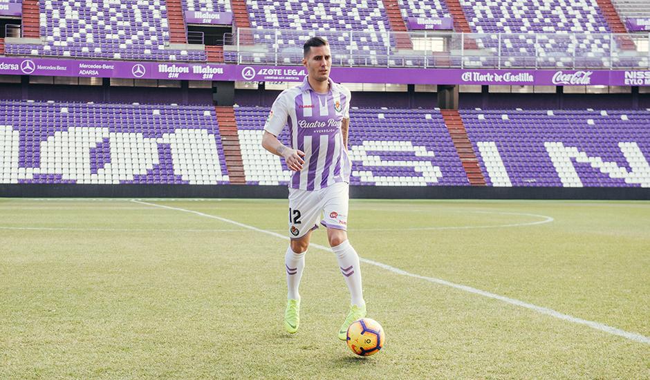 """Sergi Guardiola: """"El Getafe puso muchas dificultades para mi salida"""""""