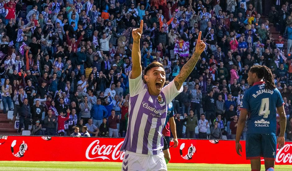 Leo Suárez se va del Real Valladolid