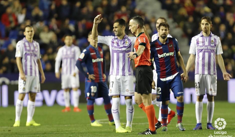 El VAR fulmina al Real Valladolid