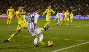 Real Valladolid-Villarreal