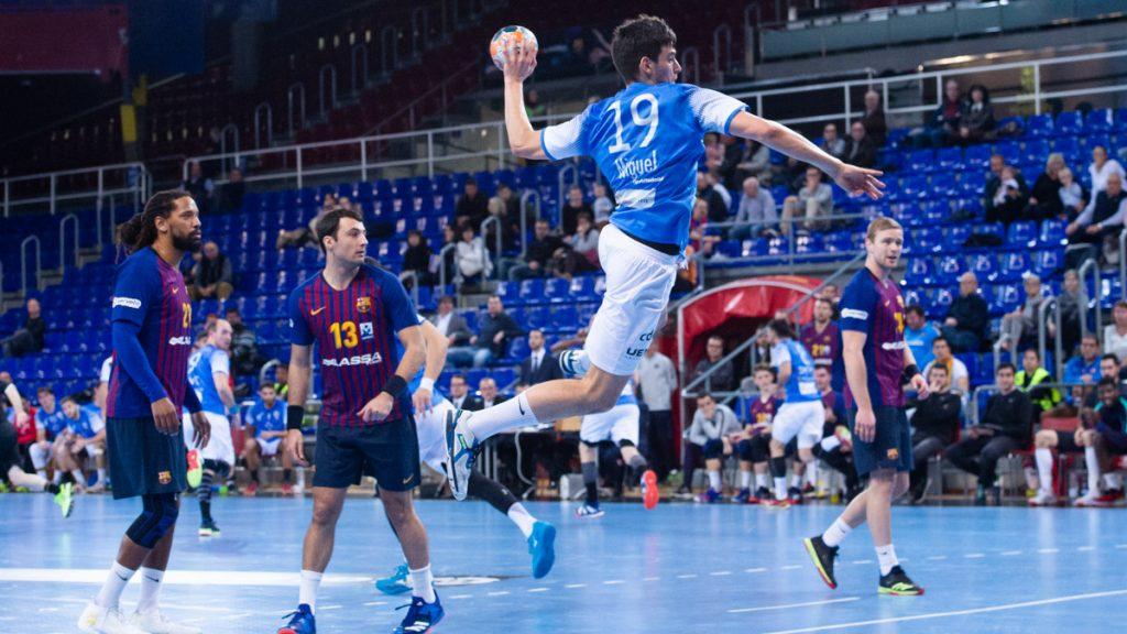 Sin opciones en el Palau Blaugrana