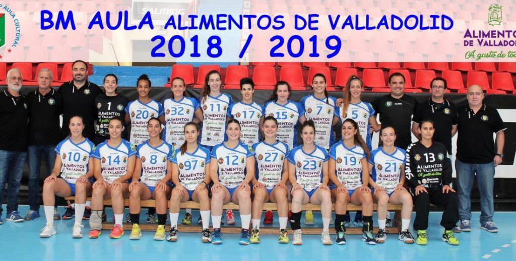 Tres jugadoras del Aula Alimentos de Valladolid convocadas para una concentración de las Guerreras Objetivo 2021