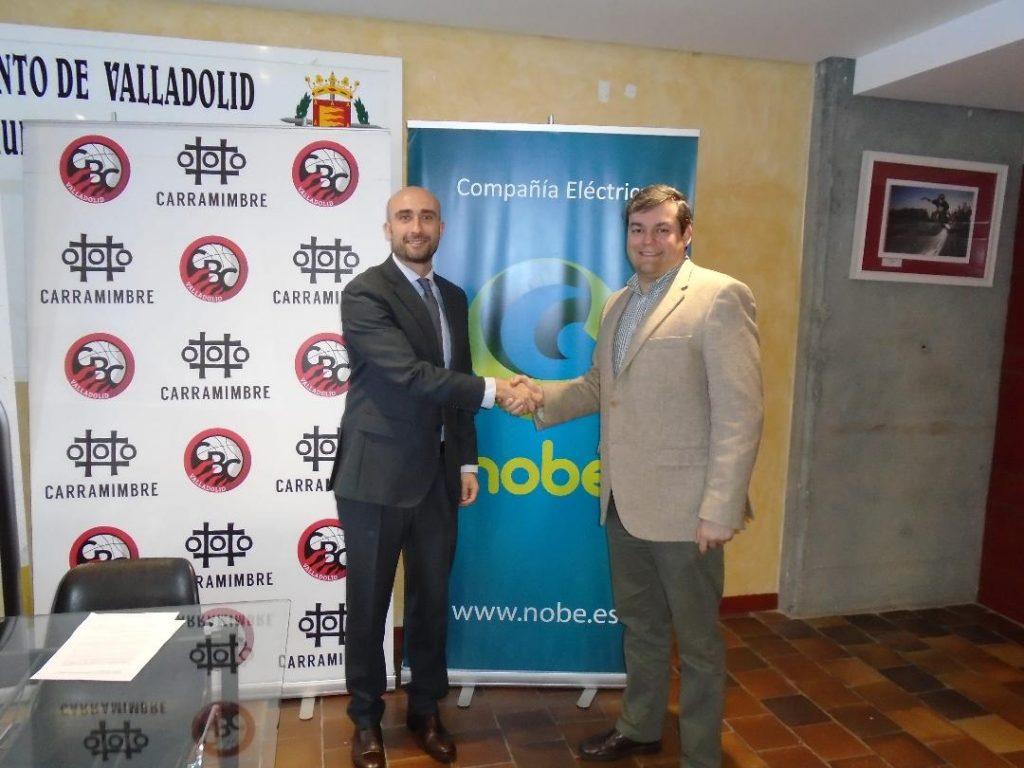 Acuerdo de colaboración con la empresa Nobe