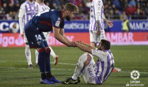 Huesca-Real Valladolid