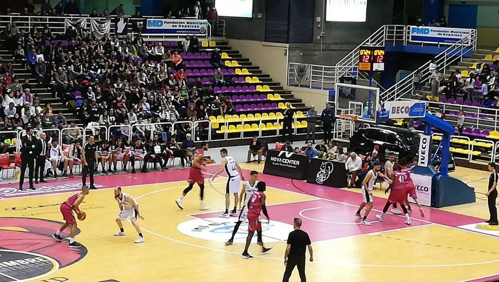 Gran victoria del Carramimbre CBCValladolid ante Bilbao Basket