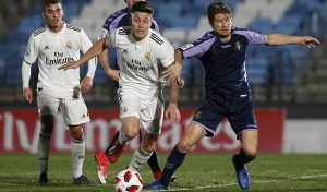 Real Madrid Castilla-Real Valladolid B