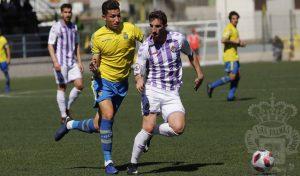 Las Palmas Atlético-Real Valladolid B
