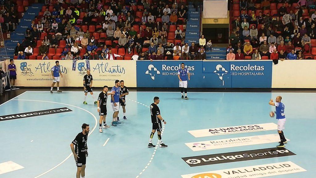 Gran victoria del Recoletas Atlético Valladolid ante Sin Fin