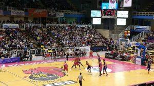 Ultimo partido del Carramimbre CBCValladolid ante Palencia