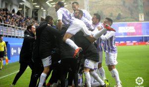 Éibar-Real Valladolid