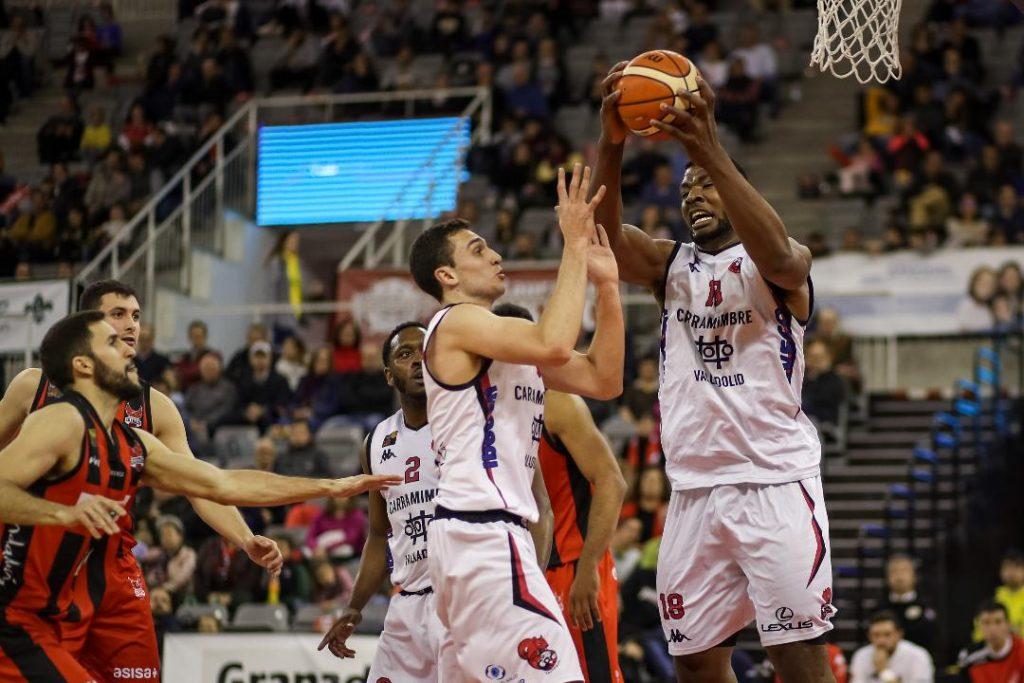 Carramimbre CBCValladolid logra la victoria número 15 en Granada
