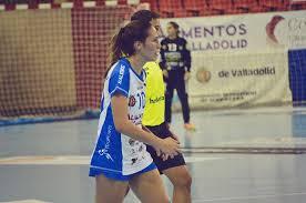 María Prieto O´Mullony en un partido de esta temporada