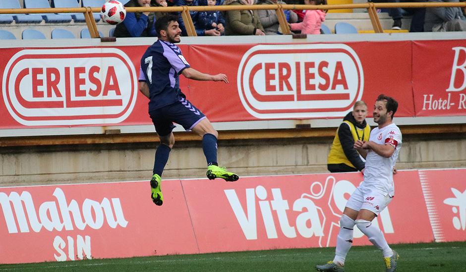 El Real Valladolid B pierde en León