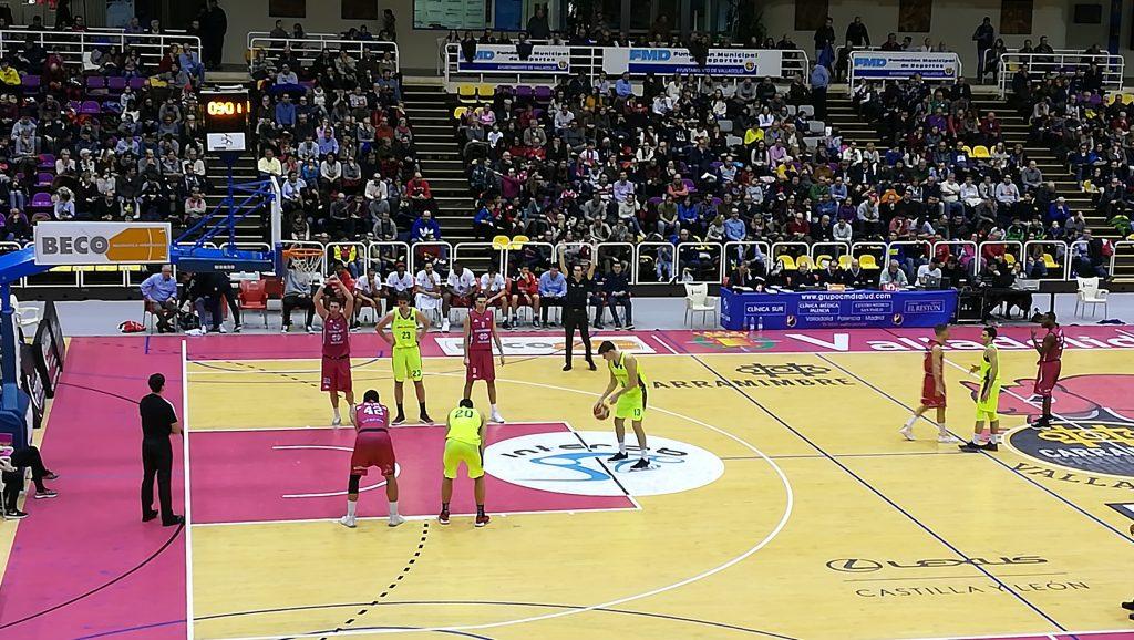 Carramimbre CBCValladolid-Barcelona Lassa B de la primera vuelta
