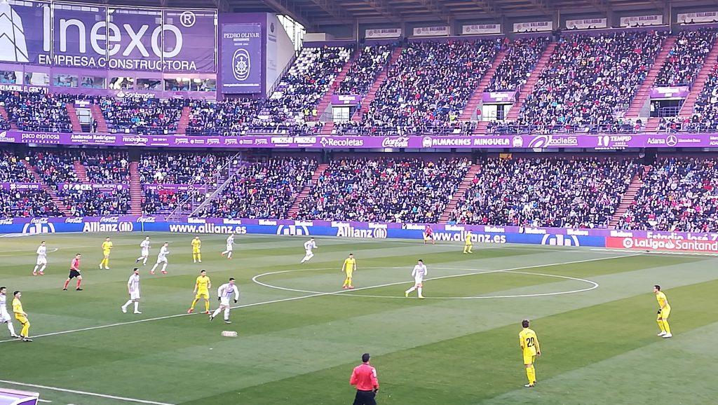 Real Valladolid-Girona