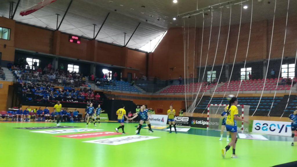 Bera Bera ante Liberbank Gijón, semifinal de la Copa de la Reina