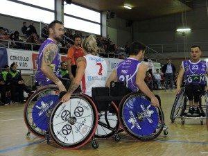 BSR Valladolid-Iberconsa Amfiv