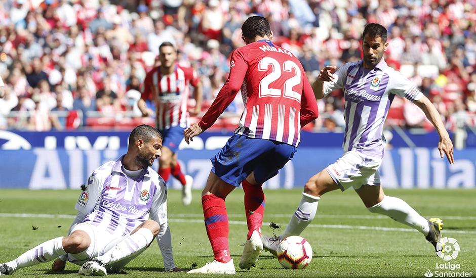 Atlético de Madrid-Real Valladolid