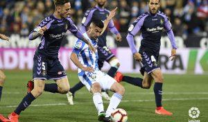 Leganés-Real Valladolid