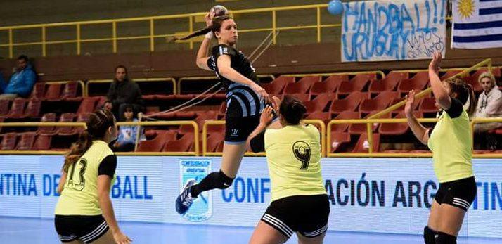Lara Grosso en un partido con el Rincón Fertilidad Málaga