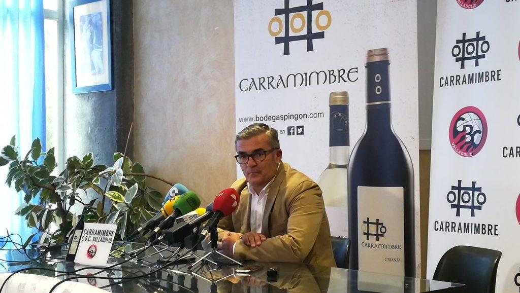 """Paco García: """"Me ofrecieron la renovación el pasado viernes"""""""
