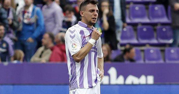 Uno de los jugadores del Real Valladolid explota ante las continuas insinuaciones