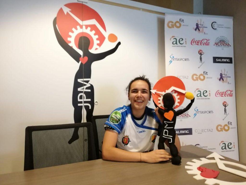 Jugadora polivalente para el Aula Alimentos de Valladolid