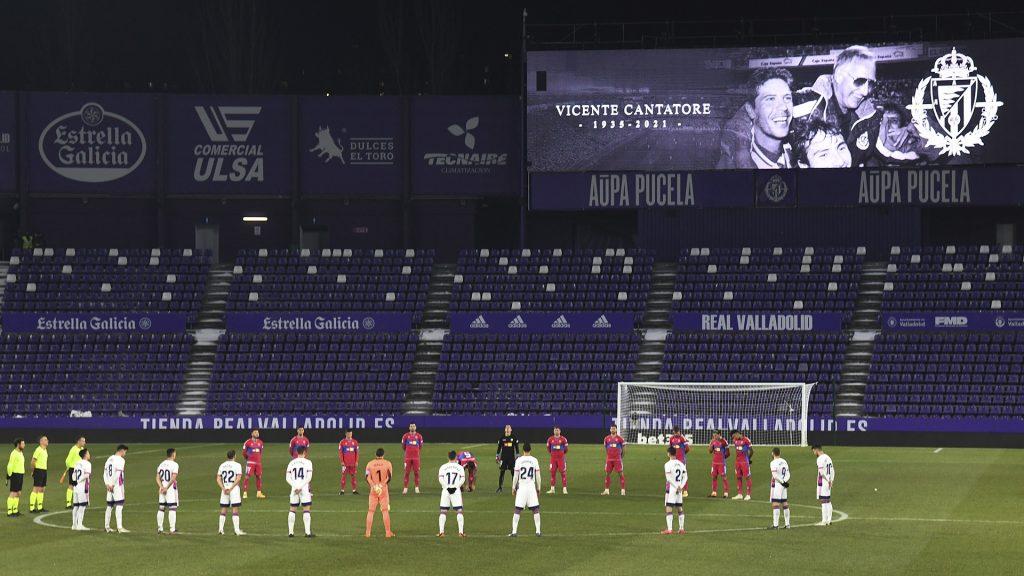 Sentido homenaje a Cantatore