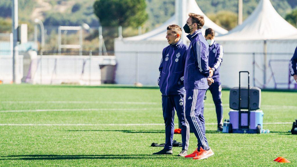Borja Fernández se incorpora al cuerpo técnico de Javier Baraja