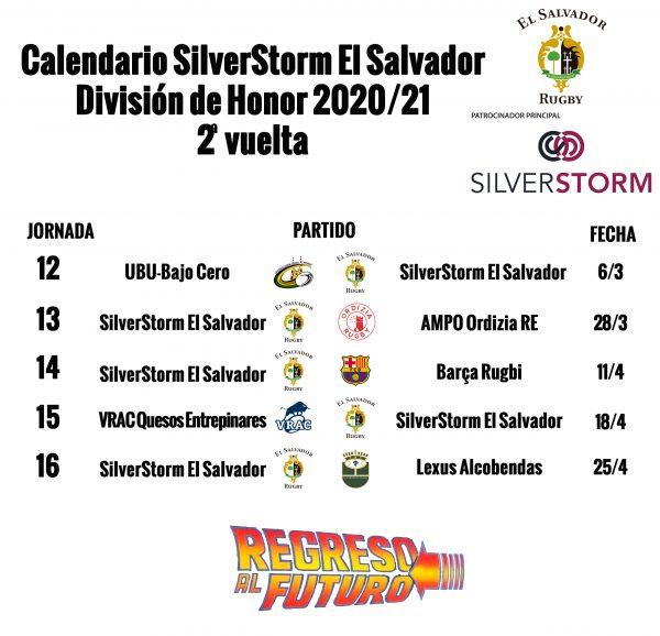 SilverStorm El Salvador ya conoce qué equipos serán sus rivales en la 2ª fase