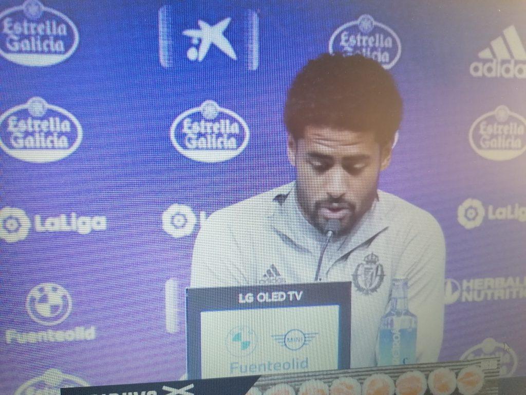 Janko; «Parece que esperamos a que marque el rival»