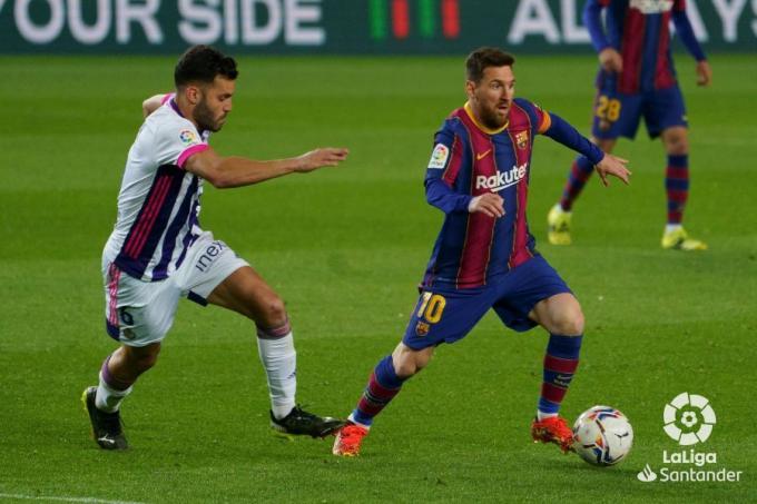 Indignación en el vestuario del Real Valladolid