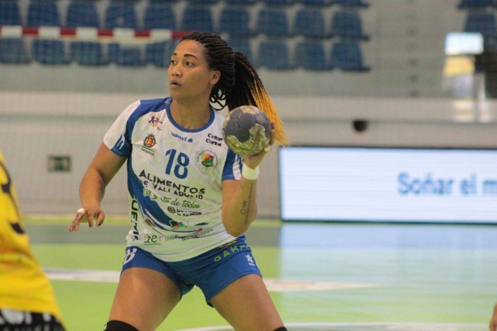 Lorena Téllez jugará en el Aula Alimentos de Valladolid hasta 2022