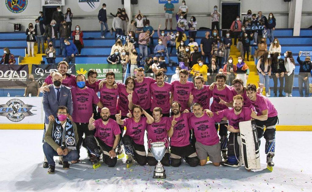 El CPLV, campeón de Liga por séptima vez