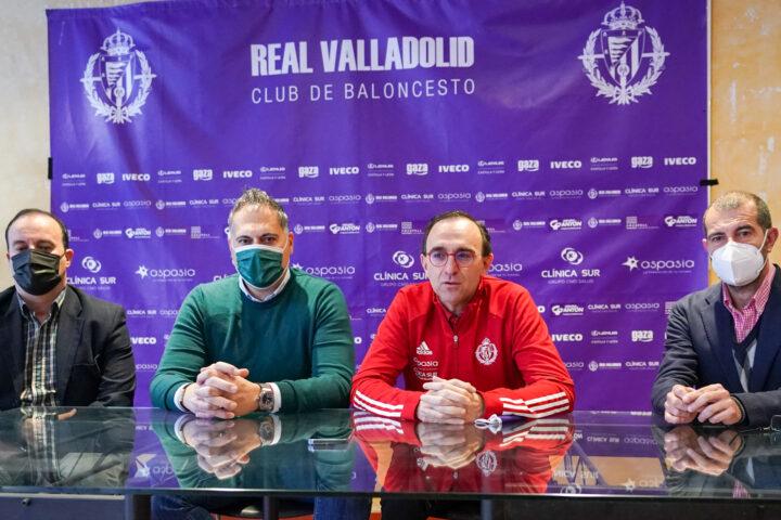 Hugo López dice adiós al Real Valladolid Baloncesto