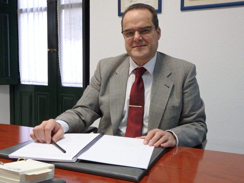 Cayetano Cifuentes, reelegido presidente del Club Deportivo Balonmano Aula