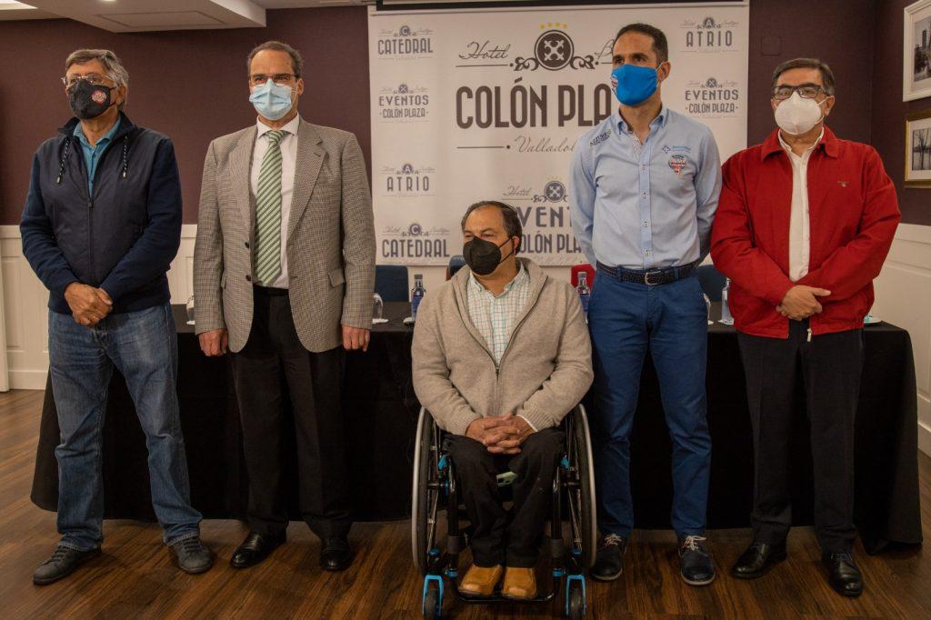 Presentada la propuesta destinada a la Junta de Castilla y León para el patrocinio a los clubes élite de la comunidad