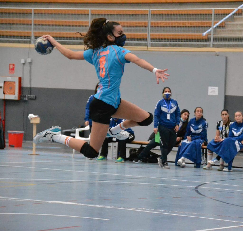 Inoa Lucio, nueva jugadora del Aula Alimentos de Valladolid