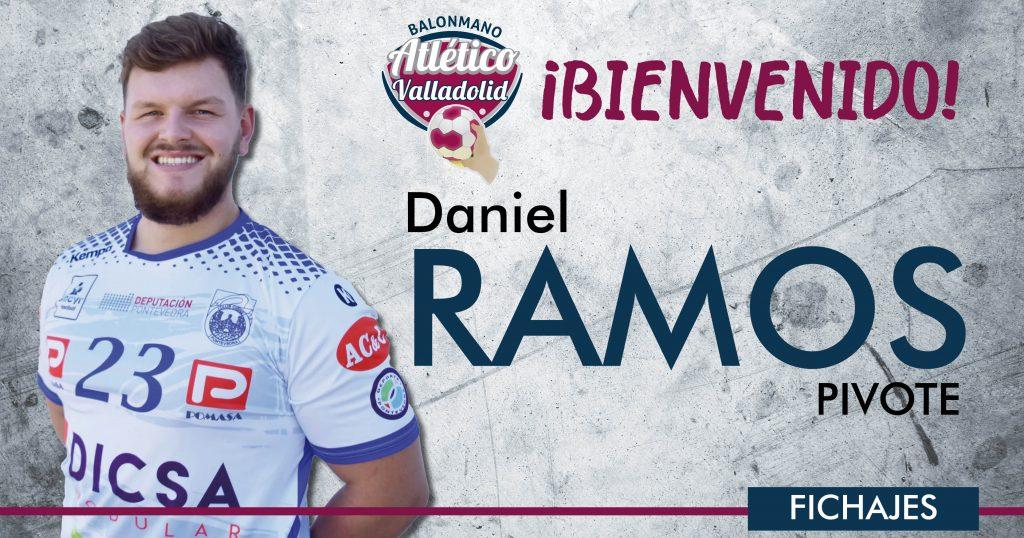 Daniel Ramos refuerza la posición del pivote