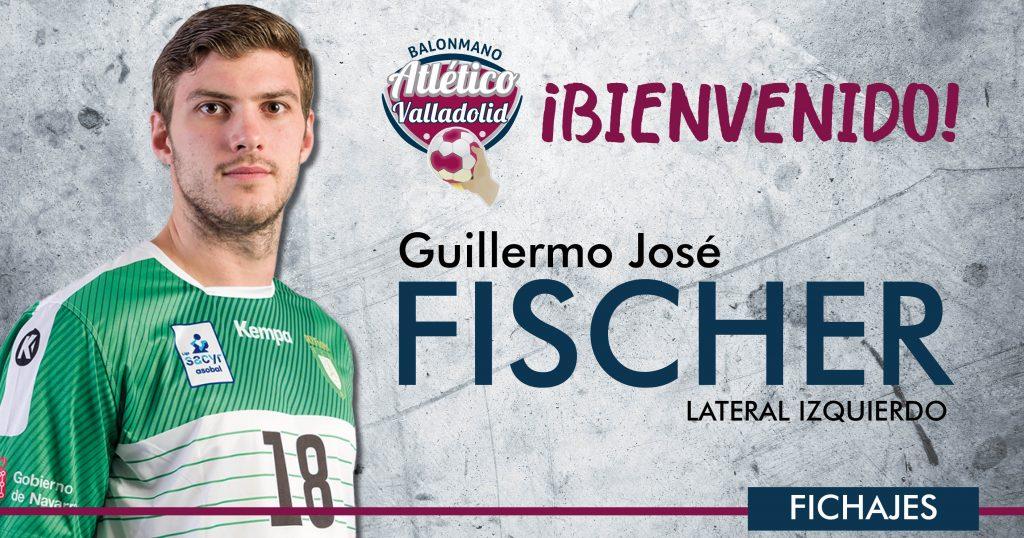 Guillermo Fischer, primer fichaje del Recoletas para su nuevo proyecto 2021-22